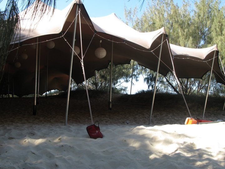 Stretch Tent Installations & Stretch Marquee Hire   Stretch Tent Hire Melbourne   Stretched Events