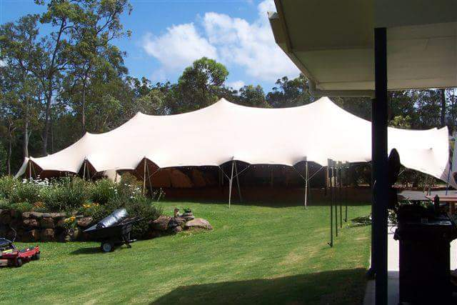 Stretch Tent Installations & Stretch Marquee Hire | Stretch Tent Hire Melbourne | Stretched Events