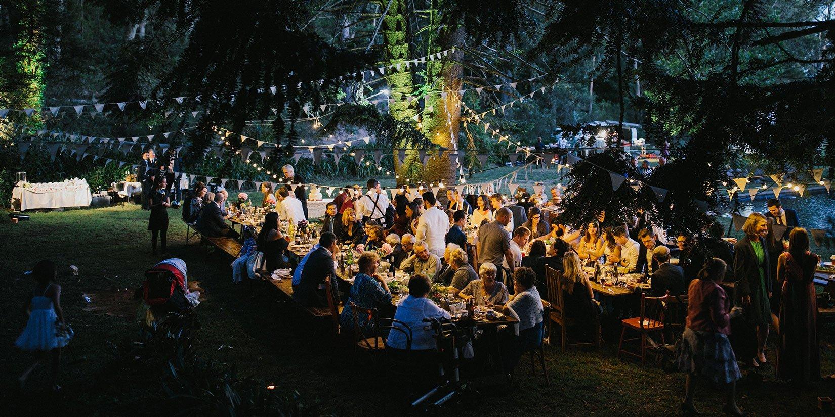 Event Hire Ballarat | Marquee Hire Ballarat | Stretched Events