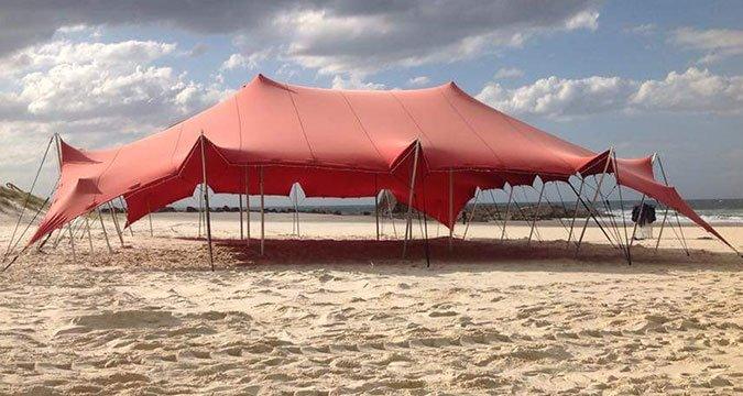 & Stretch Marquee Hire | Stretch Tent Hire Melbourne | Stretched Events